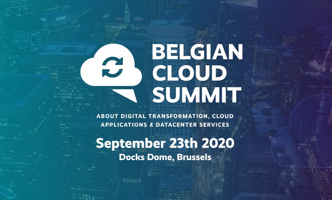 Belgian cloud summit 2020